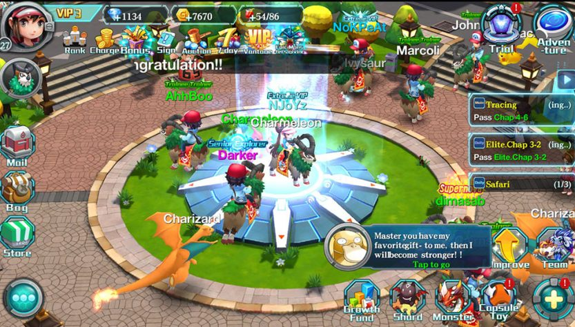 Top 5 popular games for android mobile phone free download.