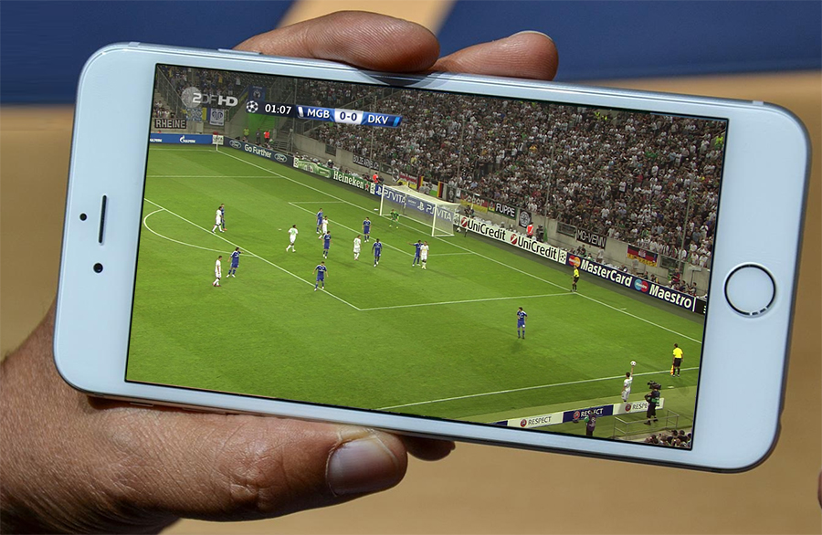 Football Streaming Apps