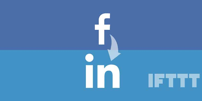 Link Facebook Page With Linkedin
