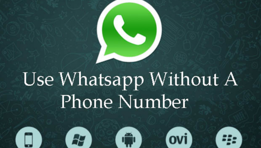 WhatsApp Without Verification Code