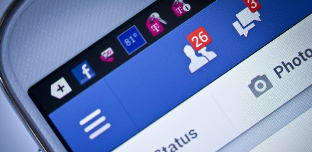 Fake Facebook Friend Request