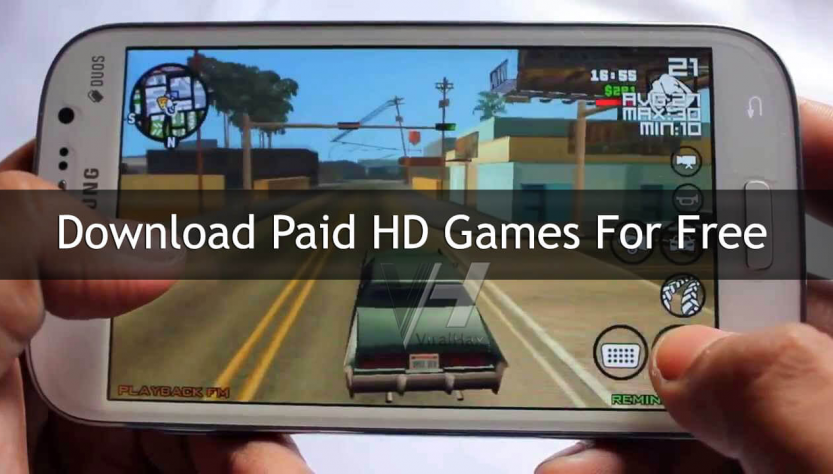 Download Paid Games For Free On Android