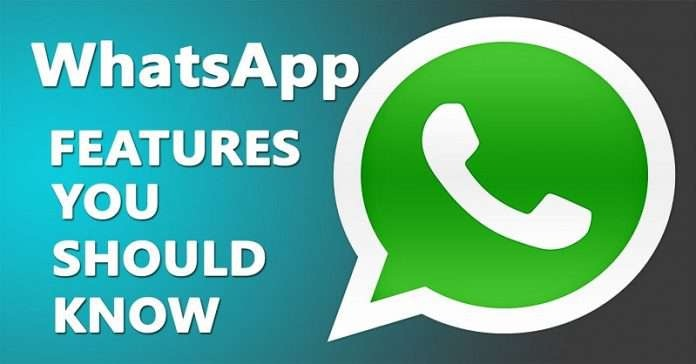 WhatsApp Features And Tricks