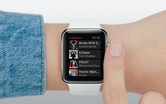 Listen To Music On Apple Watch