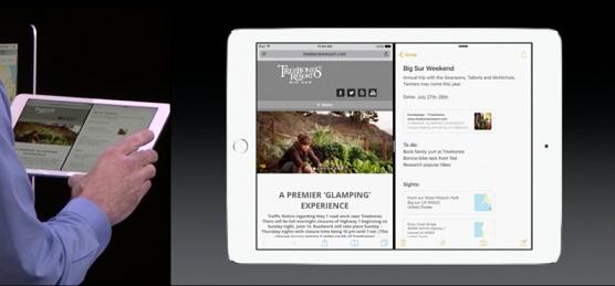 Split Screen on iPhone