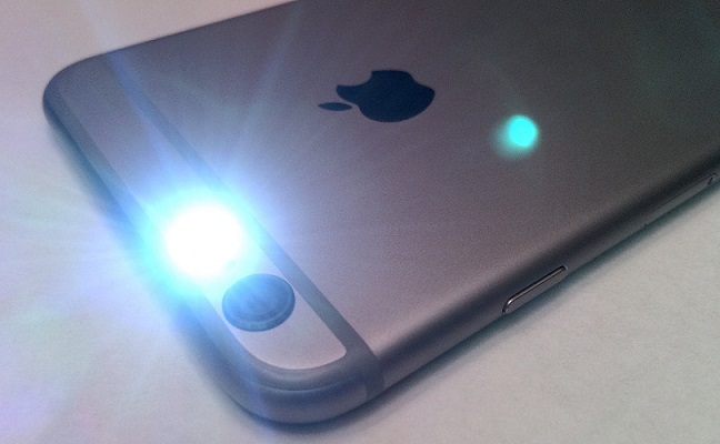 iPhone Flash Light