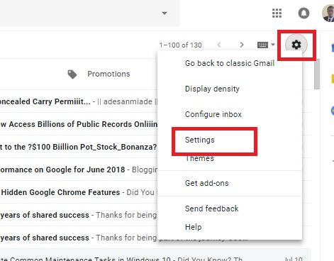 Prevent Gmail From Revealing Your Online Status