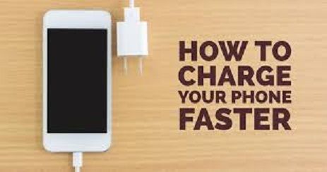 Phone Charge Faster