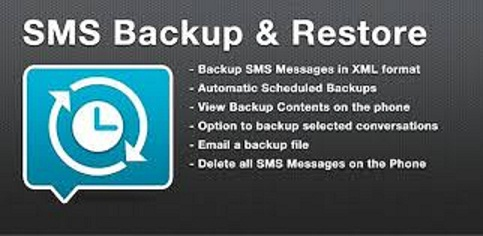 BackUp SMS Text Messages