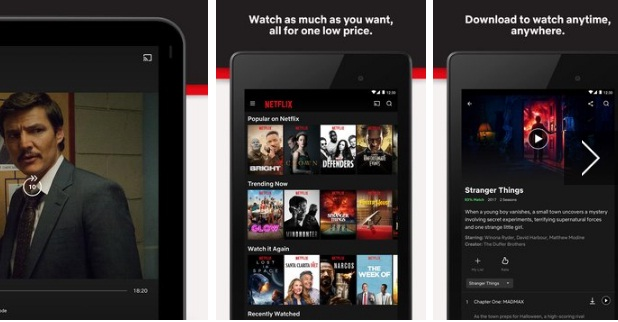 How to Download Netflix App on Android Device