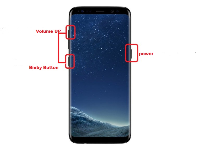How to Hard Reset Samsung Galaxy S8