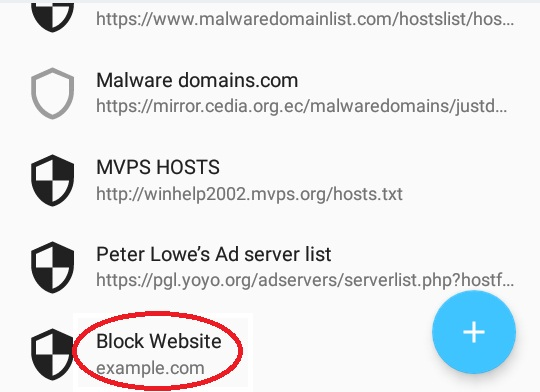 How to Block Websites on Android Devices