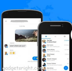 Make Video Call on Facebook Messenger Lite