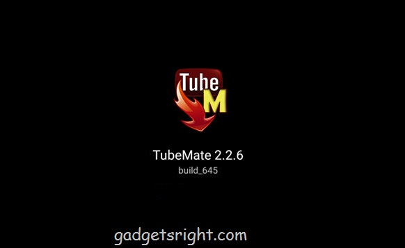 Download YouTube Videos with TubeMate