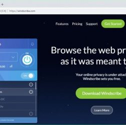 Review Windscribe VPN