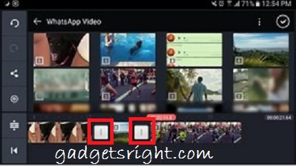 Edit Video on Android Using