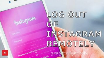 How to Logout of Instagram on All Devices