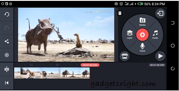 How to Edit Video on Android Using KineMaster