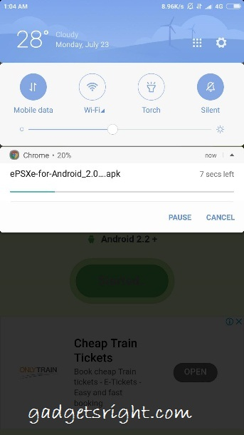 Download ePSXe for Android