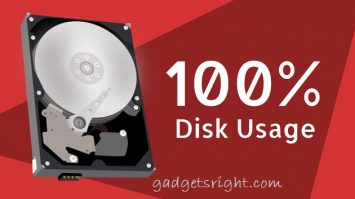 Fix 100% Disk Usage Problem In Windows 10 (wsappx)