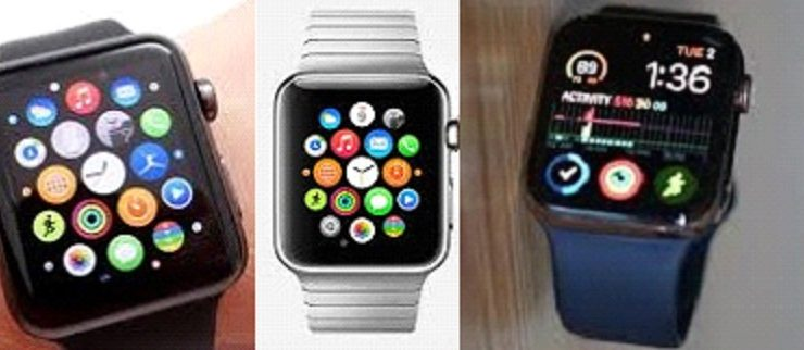 Apple Watch series,