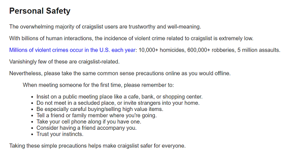 How Does CraigslistWorks