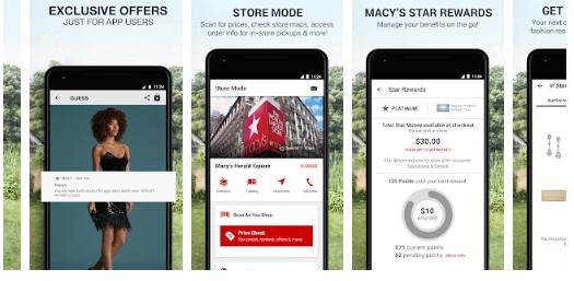 Macys Insite App
