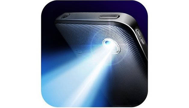 Turn ON & OFF Flashlight-On Your Mobile Devices