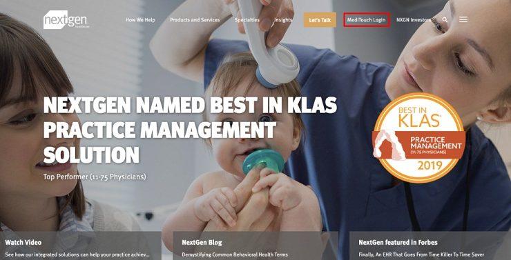 healthfusion.com Login Patient Portal Nextgen Healthfusion