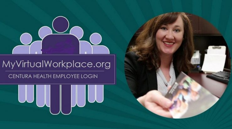 My Virtual Workplace Login home page