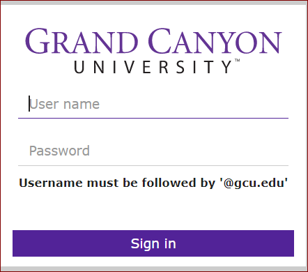 GCU Faculty Portal | Easy Access Steps For The Employees Login