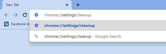 Remove HarmfulSoftware Using Google Chrome