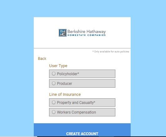 Berkshire Hatchway Insurance Login Portal