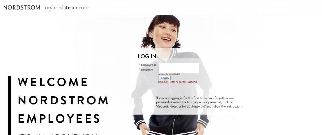 My Nordstrom Portal Employee Login Guide