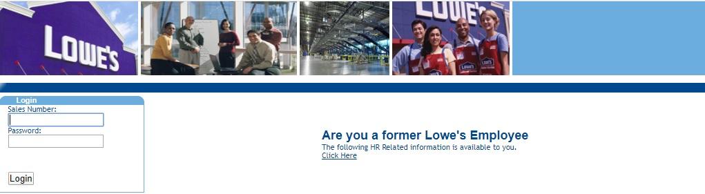 My lowes life Employee Portal Login Tutorial