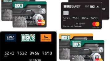 Dicks Credit Card Login Complete Guide