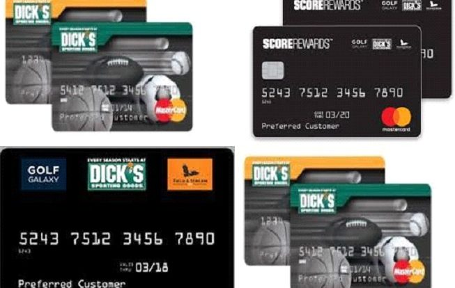 Dicks Credit Card Login Complete Guide