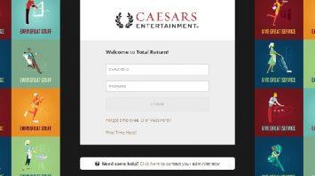 Caesars Total Return Login @ caesarstotalreturn.com