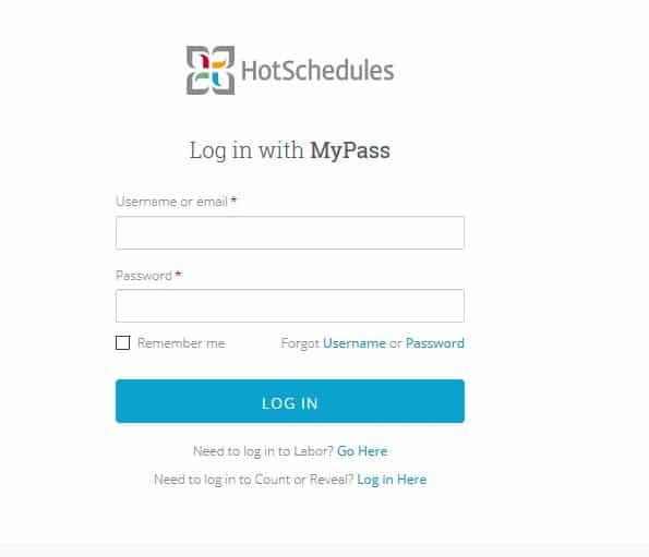Hot Schedules Login Guide, Tips & Tutorials @ hotschedules.com