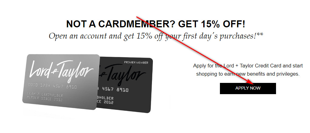 Lord&Taylor Credit CardBenefits, Register and Login Info