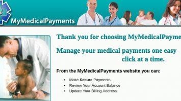 Mymedicalpayments Bill Payment Guide @ mymedicalpayments.com