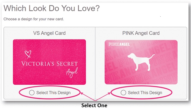 Make Victoria's Secret Credit Card Payment & Angel Rewards Program