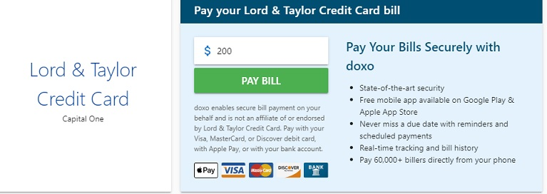 Lord & Taylor CreditCard, Benefits, Register and Login Info