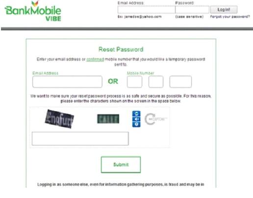 MyOneMoney Online Login Guide @ bankmobilevibe.com