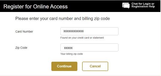 TJMaxx CreditCard Login, Payment Options