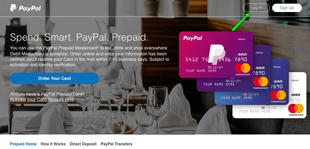 PayPal Prepaid Visa Card Review