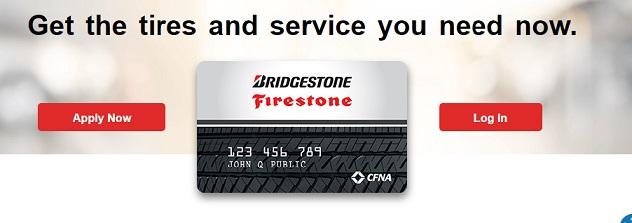 Bridgestone CreditCard Payment