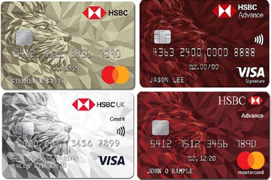 HSBC Credit Card Login