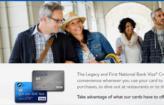 Guide on First National Legacy Credit Card Review