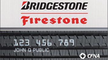 Bridgestone Credit Card Payment